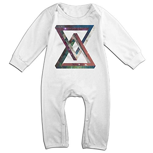 Outer Space Baby Onesie Romper Jumpsuit Bodysuits (Outer Space Hamper compare prices)