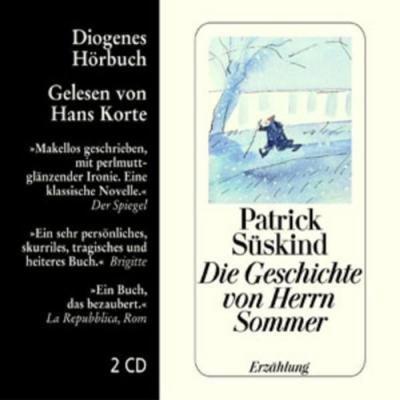 Download Die Geschichte von Herrn Sommer. 2 CDs(CD-Audio) - 2006 Edition pdf epub