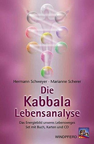 Die Kabbala Lebensanalyse. Set: Das Energiebild unseres Lebensweges Taschenbuch – 1. Januar 2003 Hermann Schweyer Marianne Scherer Windpferd 3893854193