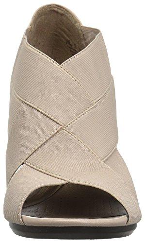 grisaceo para LifeStride suave Vestir Bomba Mujer de Marrón CCqtYUR
