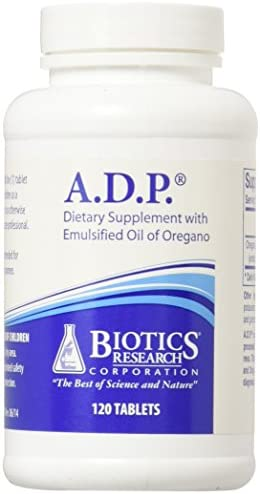 Biotics Research A D P 120 Tablets product image