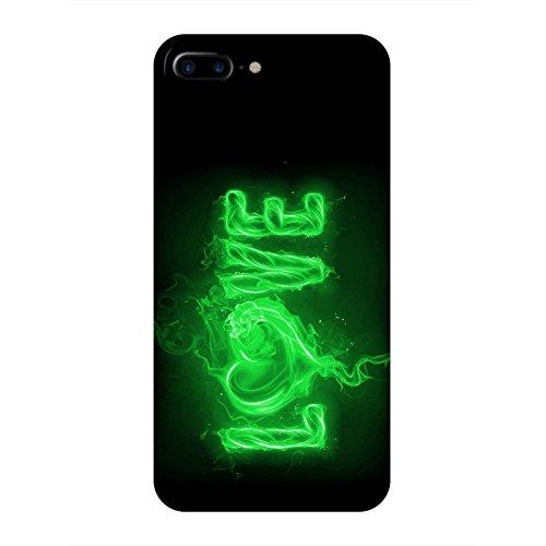 Coque Apple Iphone 7+ - Love feu vert