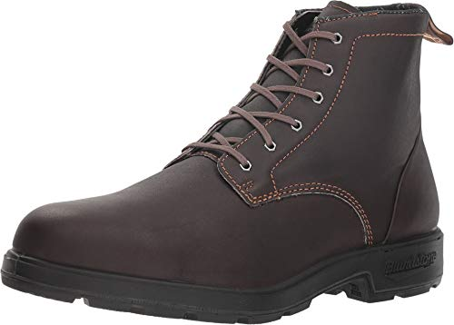 Blundstone BL1618 Lace-Up Boots Stout Brown (6.5 M AU)