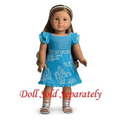 American Girl Kanani's Party Outfit Dress Set for Doll (Girl Doll Cheap Kanani American)