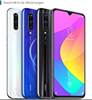 Smartphone Xiaomi Mi 9 Lite 128GB 6GB RAM Onyx Grey Android 9.0 Dual Chip Câmera Tripla Tela 6.39