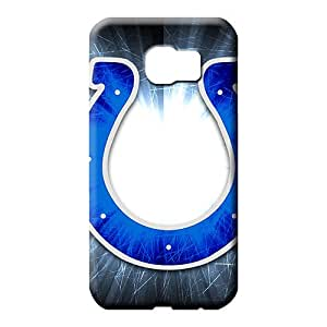 samsung galaxy s6 edge Appearance Scratch-free Durable phone Cases phone case cover indianapolis colts