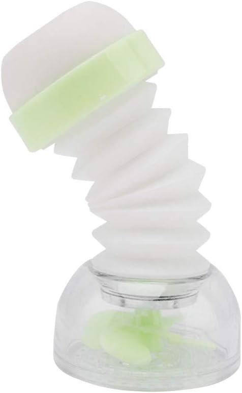 SISHUINIANHUA Flexible K/üchenarmatur Extender Anti-Splash K/üche Bad Wasserhahn Zubeh/ör Wasserfilter Sprayer Tap Wasserhahn Extension Tool