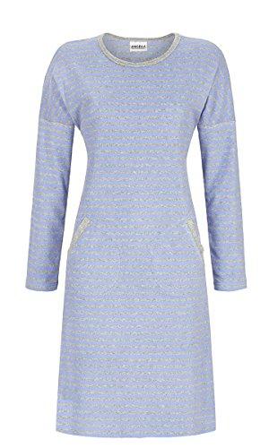 Ringella Ringella Robe Robe Femme Femme Fumée Bleu Bleu aqwEtSfx