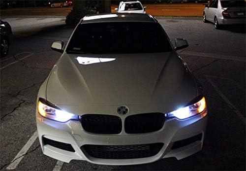 NEW 30W PW24W HIGH POWER CREE LED WHITE DRL BULBS FITS BMW 3 SERIES F30 F31