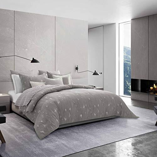 Vera Wang Silver Birch Comforter Set, Queen, - Comforter Vera
