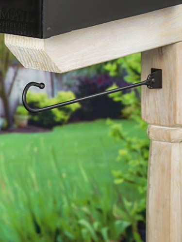 Buy evergreen mailbox bracket