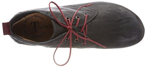 Think!! Menscha_383074, Desert Boots Femme, (SZ/Kombi 09), 39.5 EU