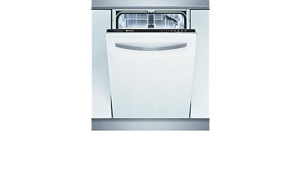 Balay 3VT-342 ND lavavajilla Totalmente integrado 9 cubiertos ...