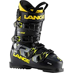Responsiveness check. Precision check. The list of skiers' needs can go on forever, but the Lange RX 120 Ski Boot is sure to check them all off your list. With a customizable dual 3D liner pro, the RX 120 LV is ready to take shape of your foo...