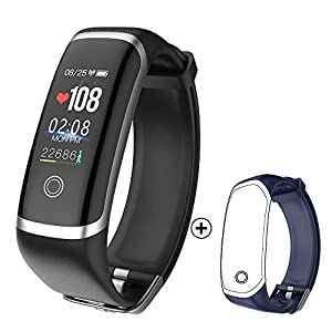 Best fitness trackers Fitness Tracker with Blood Oxygen Monitor and Blood Pressure,Activity