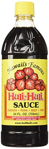 Chicken Pork Sauce (Hawaiian Huli Huli Sauce (3 Bottles))