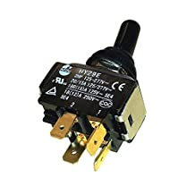 Superior Electric SW29E On-Off Toggle Switch - Dewalt 5130221-00, MK Diamond 154310