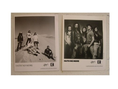 Faith No More 2 Press Kit Photos by Rhythmhound