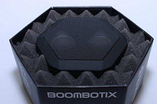 REX BLK Boombotix 2013 Pitch Black product image