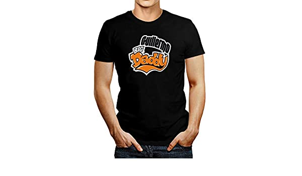 01f8ffd95 Idakoos Guillermo Big Daddy T-Shirt | Amazon.com