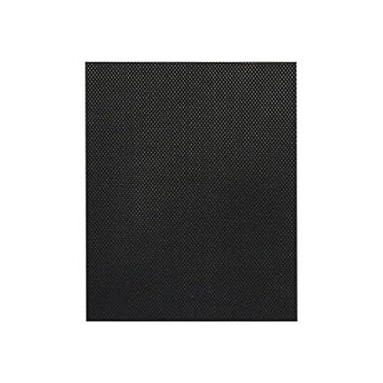 eDealMax 16 x 13 pulgadas Parrilla Mat Conjunto antiadherente utensilios Barbacoa Gas de carbón eléctrico Hoja