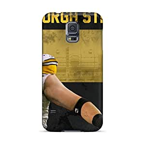 New Cute Funny Pittsburgh Steelers Helmet Sports Case Cover/ Galaxy S5 Case Cover