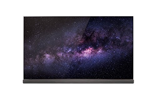 LG Electronics LG SIGNATURE OLED77G6P 77-Inch 4K Ultra HD Smart OLED TV (2016 Model)