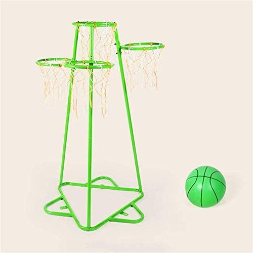 バスケットボールフープマルチプレイヤーキッズバスケットボールスタンド屋外子射撃おもちゃ140x70cm 5色オプション