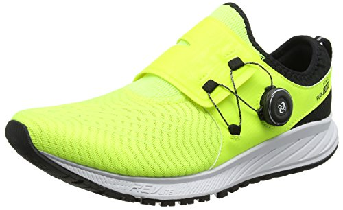 New Balance Men Fuel Core Sonic Running Shoes Yellow (Yellow)