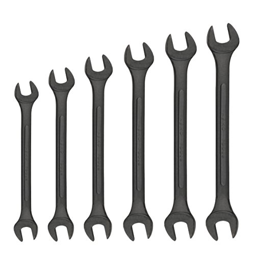 6 Piece Jumbo Combination Wrench - 6