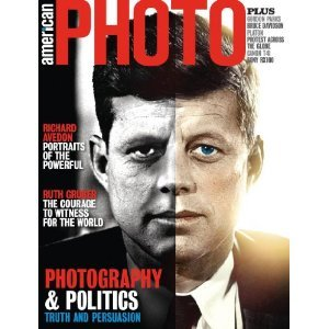 American Photo Magazine September/ October 2012 (single issue)