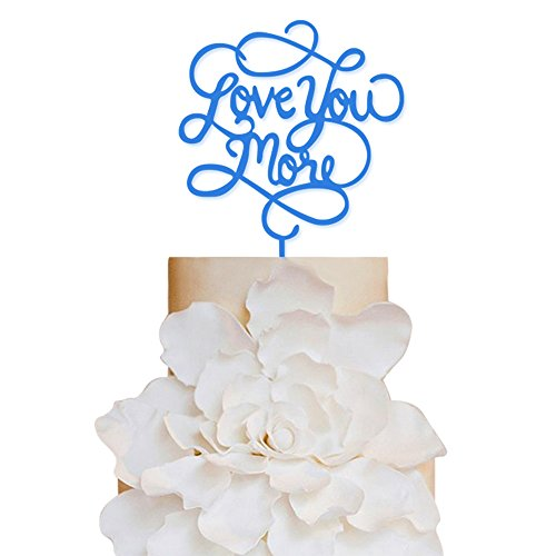 Sugar-Yeti-Brand-Made-in-USA-Cake-Toppers-Love-you-More-Wedding-Cake-Toppers-Wedding-Decoration-Acrylic-Cake-Topper-for-Special-Events