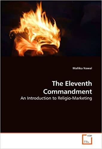 Book The Eleventh Commandment: An Introduction to Religio-Marketing