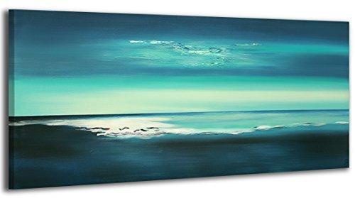 100% TRAVAIL FAIT À LA MAIN + certificat / Le tableau est dessiné par les couleurs acryliques Brillance / tableaux sur la toile avec sous-cadre en bois naturel / tableau fait à la main / fixation murale p