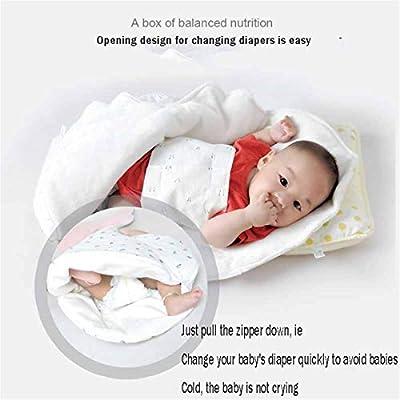 TBATM Saco de Dormir para bebés Anti Patadas Huevos recién Nacidos ...
