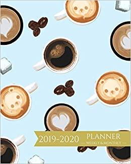 Best Christmas Cookies 2020 2019 2020 Planner Weekly and Monthly: 2 Year Calendar For To Do