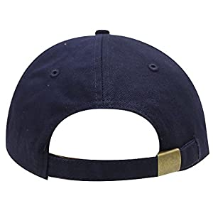 City Hunter C104 Hot Sauce Cotton Baseball Dad Caps 20 Colors (Navy)