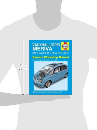 Vauxhall/Opel Meriva (Service & repair manuals): Amazon.es: Haynes Publishing: Libros en idiomas extranjeros