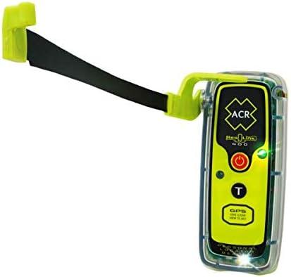 ACR ResQLink 400 – Buoyant GPS Personal Locator Beacon Model PLB-400