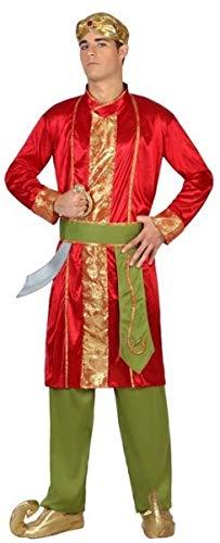 Fancy Me Disfraz de Bollywood Indio para Hombre de Carnaval ...
