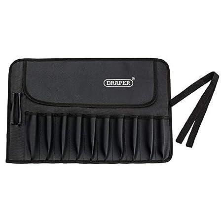 Draper Expert 40767 12-Pocket Polyester Tool Roll