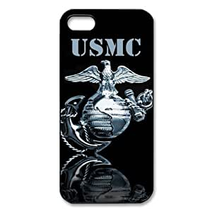Generic Personalized US Marine Corps USMC Snap on Durable Case Cover For iPhone 6 plus (5.5 Inch Screen)
