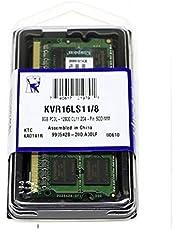 Memória RAM Kingston 8GB KVR16LS11/8 para notebook