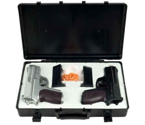 new cyma twin spring airsoft dual pistol - Bb Guns Holsters Shopping Results