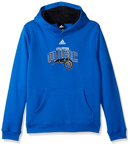 fan products of NBA Youth 8-20 Orlando Magic Prime Pullover Hoodie -Bright Blue-L(14-16)