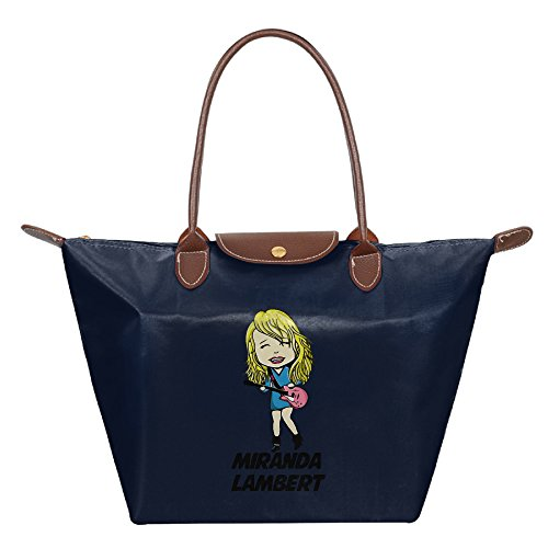 F1&Cany Women's Miranda Lambert Country Music Singer Handbag Fold Dumplings Type Shoulder Tote Bag