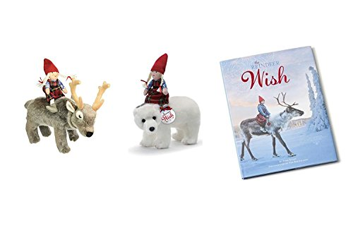 Christmas Bear Wish (Christmas Wish Collection - Polar Bear - Reindeer - The Reindeer Wish Books)