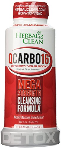 BNG Enterprises Herbal Clean Q Carbo16 Tropical 16 oz