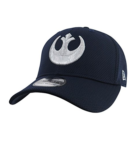 Star Wars Rebel Symbol Navy 39Thirty Cap- Large/XLarge