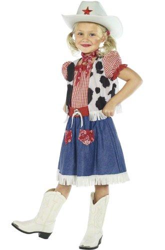 Big Girls' Cowgirl Sweetie Costume